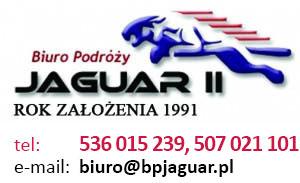 Biuro podróży Jaguar